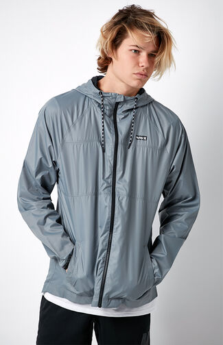 Protect Solid Zip Jacket