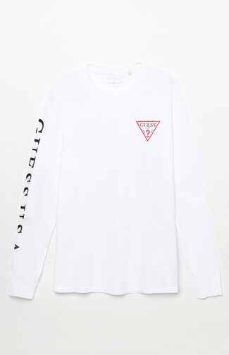 Classic Logo Long Sleeve T-Shirt