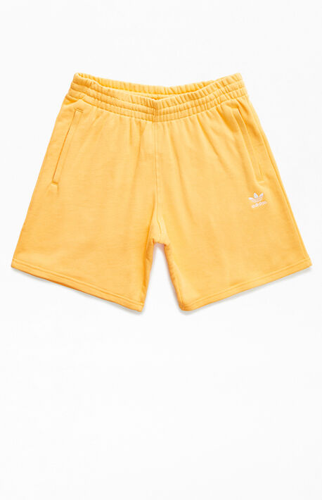 Orange Essential Sweat Shorts