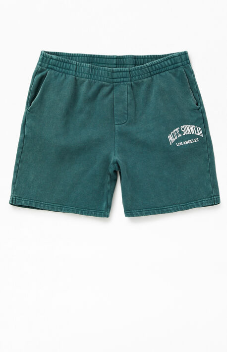 Collegiate Sweat Shorts