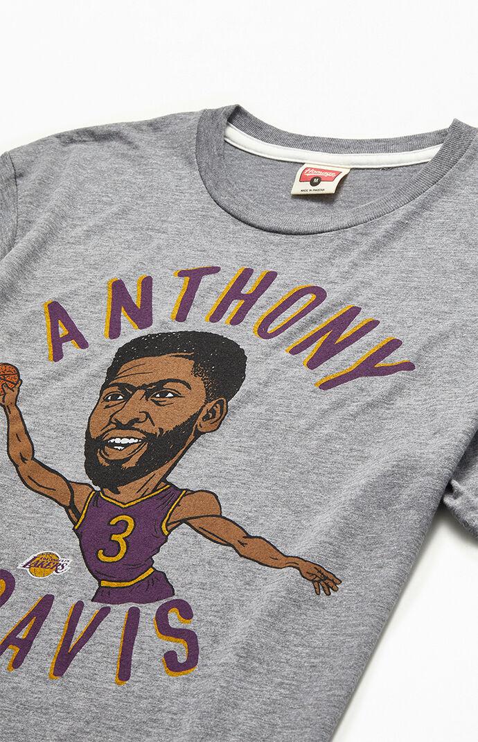 Anthony Davis Lakers T-Shirt