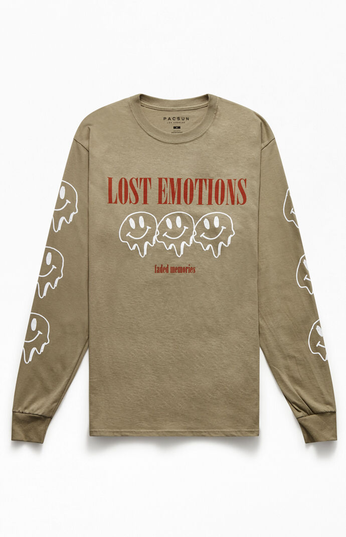 Lost Emotions Long Sleeve T-Shirt