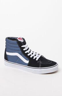 Sk8-Hi Navy Shoes