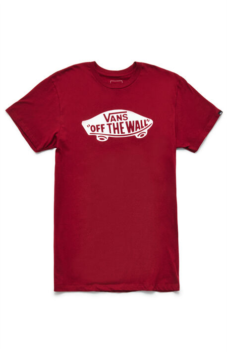6daad44307 Red Off The Wall T-Shirt
