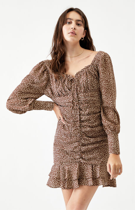 London Ruched Dress
