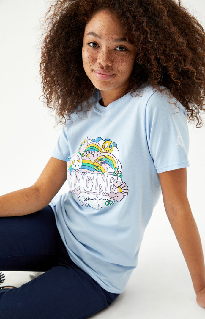 Daisy Street John Lennon T-Shirt   PacSun