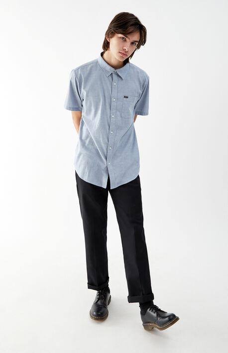 Charter Oxford Woven Button Up Shirt