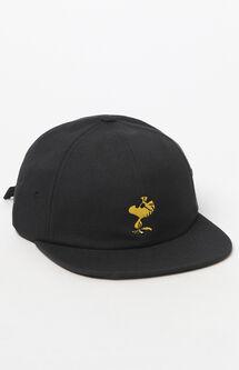 x Peanuts Woodstock Strapback Jockey Hat