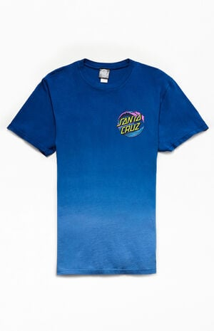 Multicolor Wave Dot T-Shirt image number null