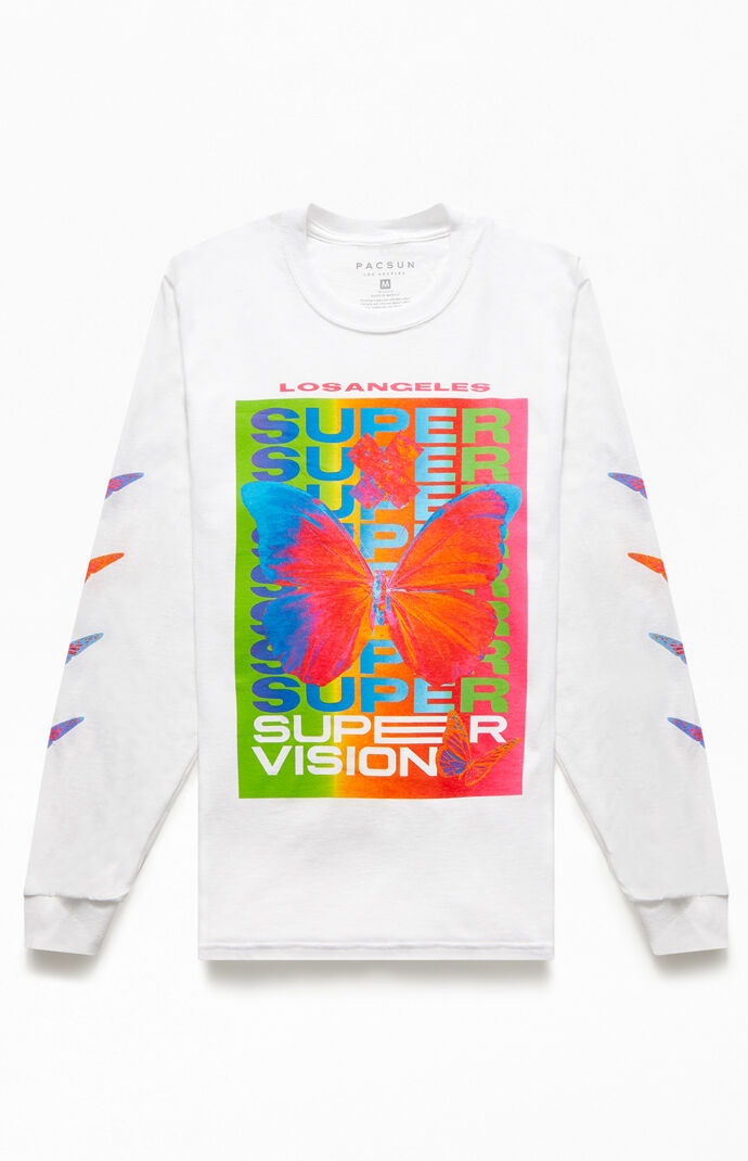 Super Vision Long Sleeve T-Shirt