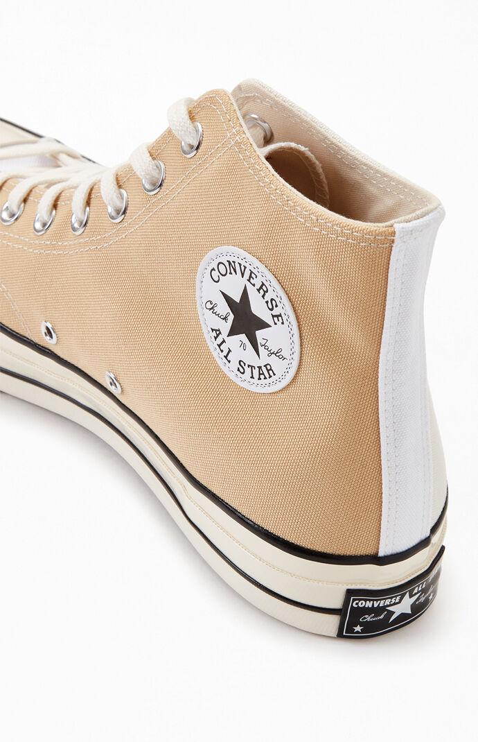 Chuck 70 Hi Top Tri-Color Shoes