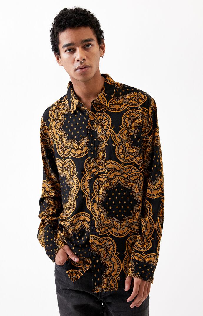 Mae Classic Long Sleeve Button Up Shirt