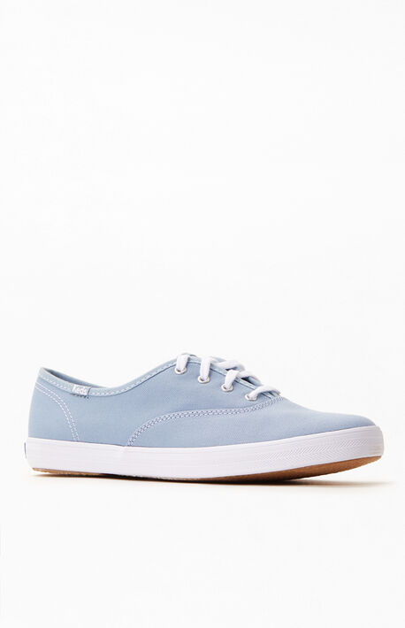 Women's Blue Champion Sneakers