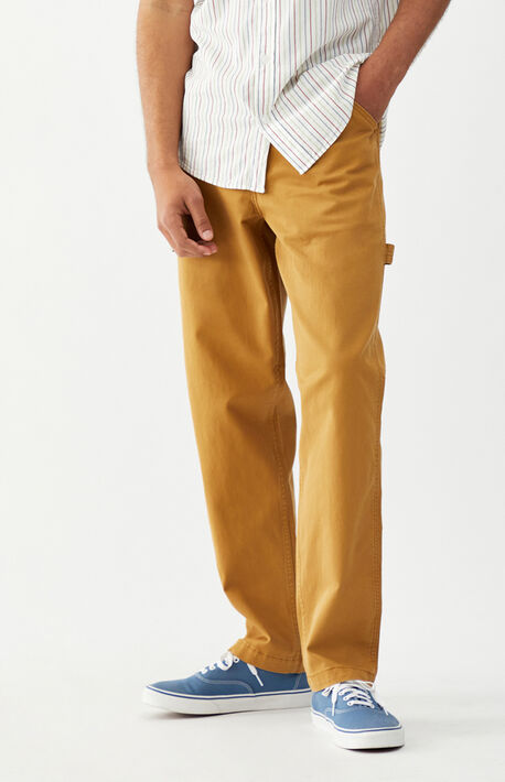 Tapered Carpenter Pants