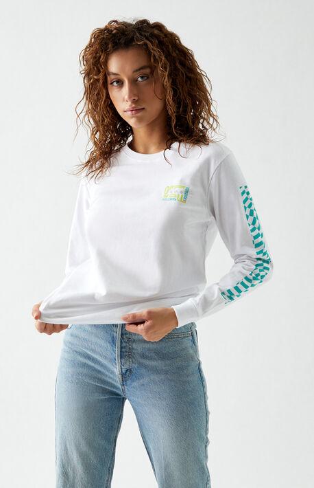 Faye Miss Long Sleeve Boyfriend T-Shirt