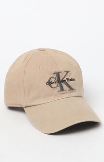 Washed Twill Strapback Dad Hat
