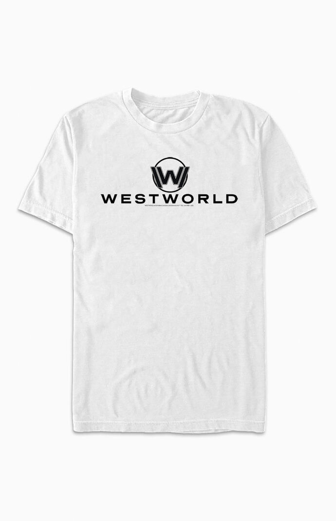 Westworld Classic Logo T-Shirt