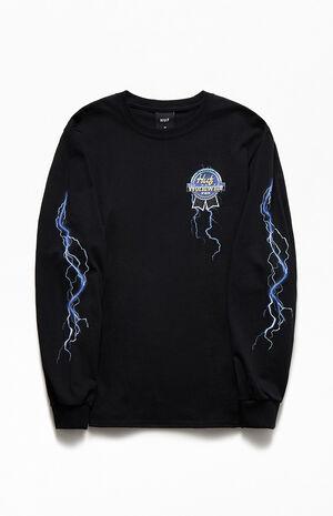 x PBR Lightning Long Sleeve T-Shirt image number null