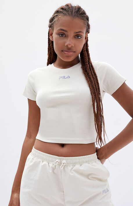 Alyn Cropped T-Shirt