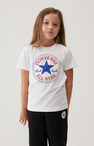 Kids Chuck Taylor Patch T-Shirt