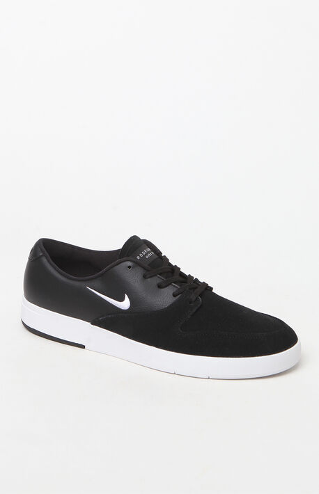 Zoom Paul Rodriguez Ten Black  amp  White Shoes · Nike SB Zoom ... 776d25d2b