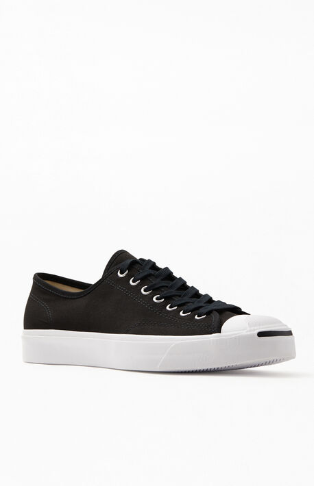 2024e3889662 Black  amp  White Jack Purcell 1st In Class Shoes