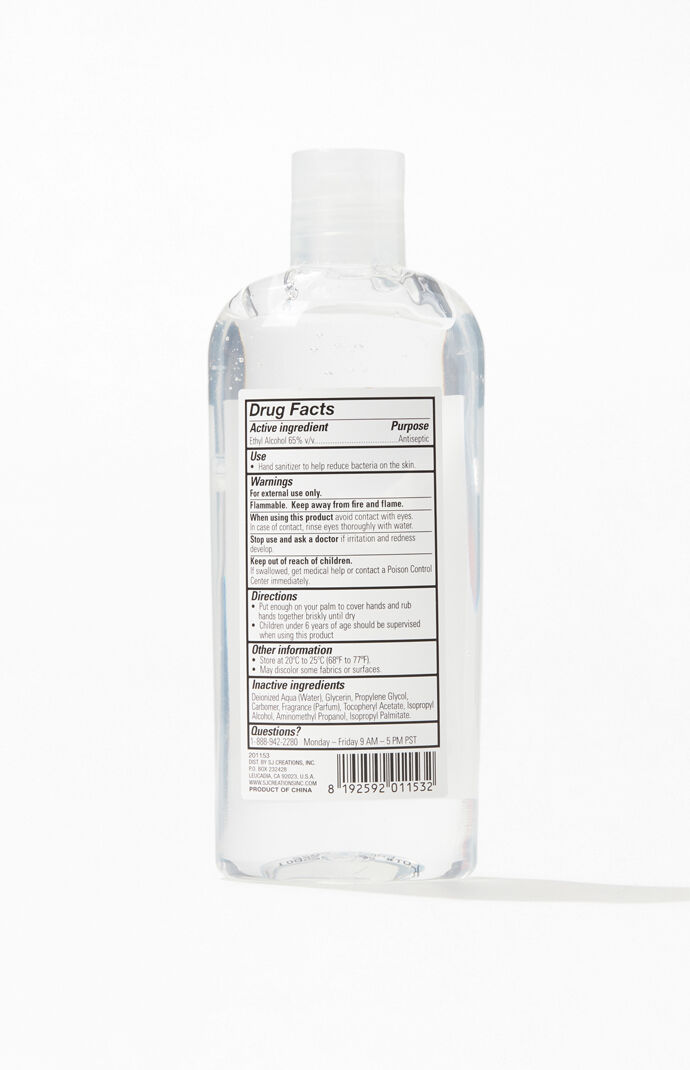 8 oz. Hand Sanitizer