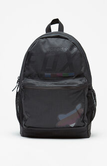 Kick Stand Gray Backpack