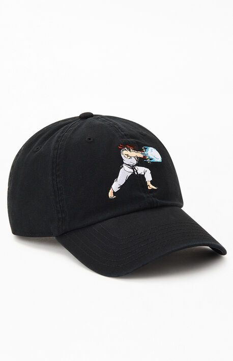 Street Fighter Ryu Dad Hat