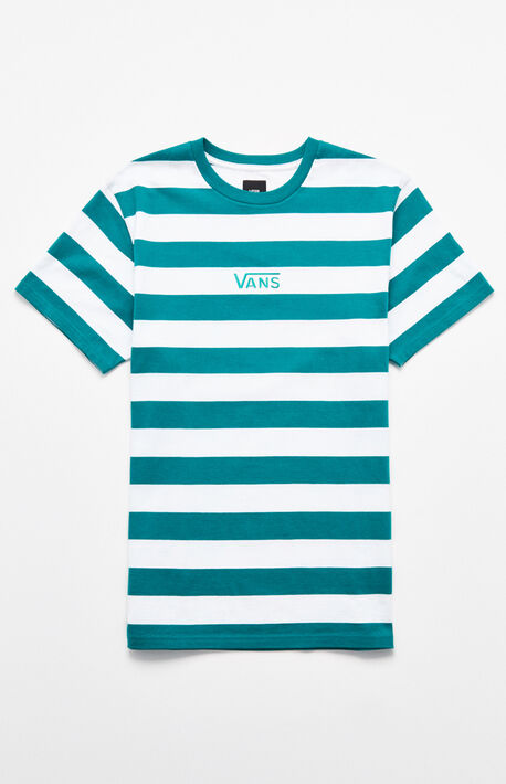 acef0ef334 Vans Boxed Side Stripe T-Shirt at PacSun.com