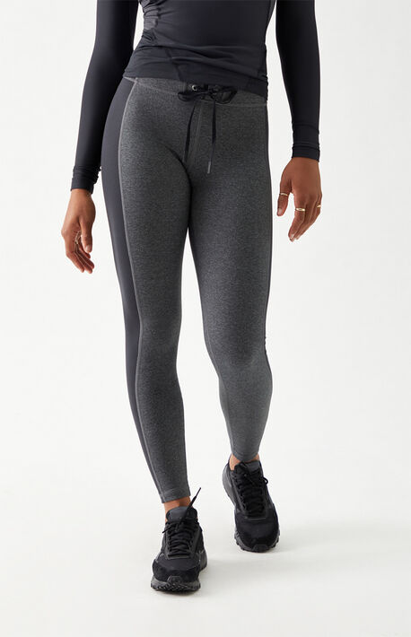 x Everlast Lace-Up Leggings