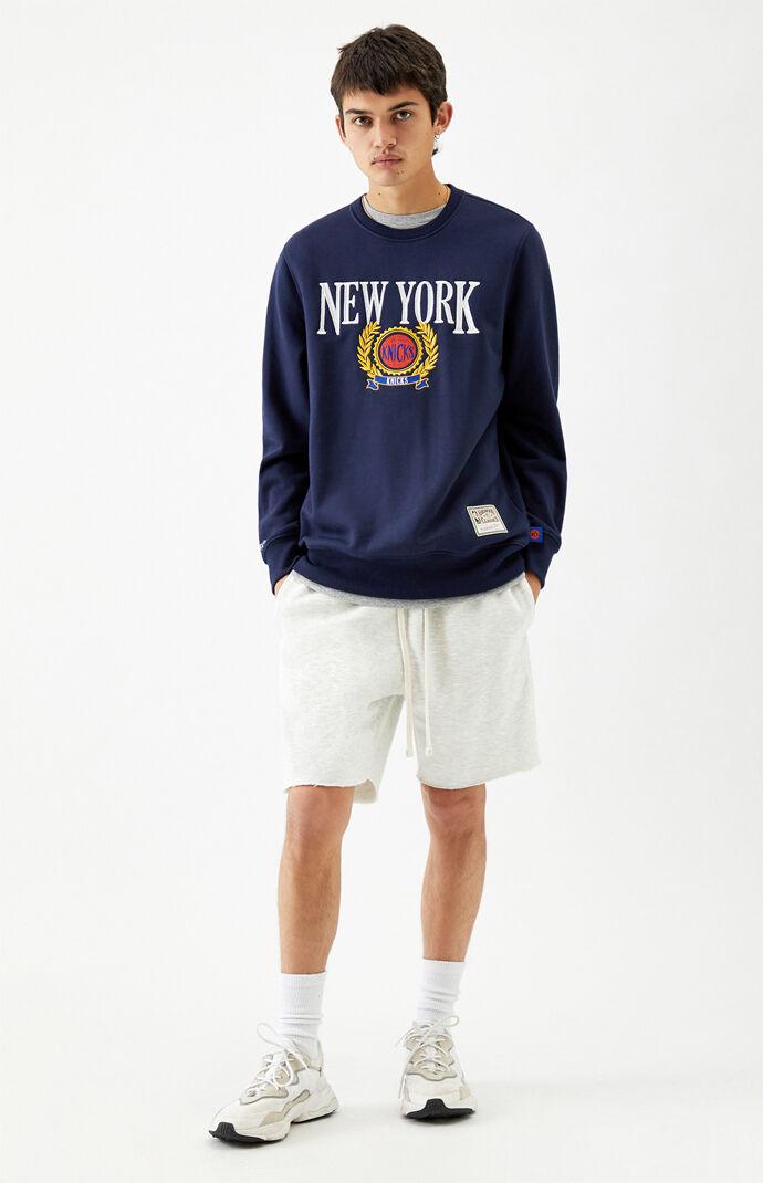 New York Knicks Crew Neck Sweatshirt