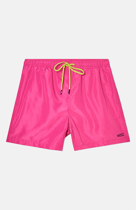 Zack Neon Swim Trunks