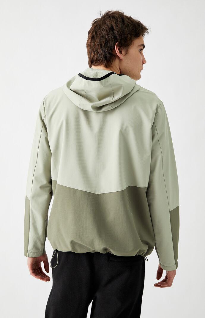 Ripstop Colorblock Jacket