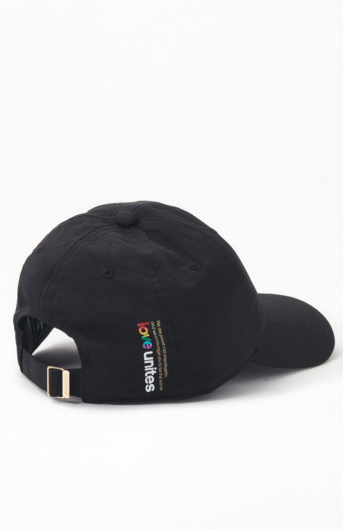 Relaxed Pride Strapback Dad Hat