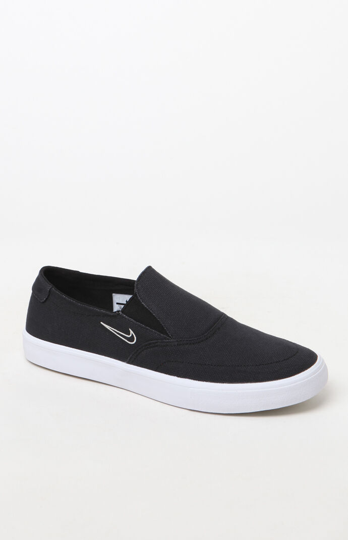 the best attitude f40a4 5c79e Portmore II Solarsoft Slip-On Black Shoes