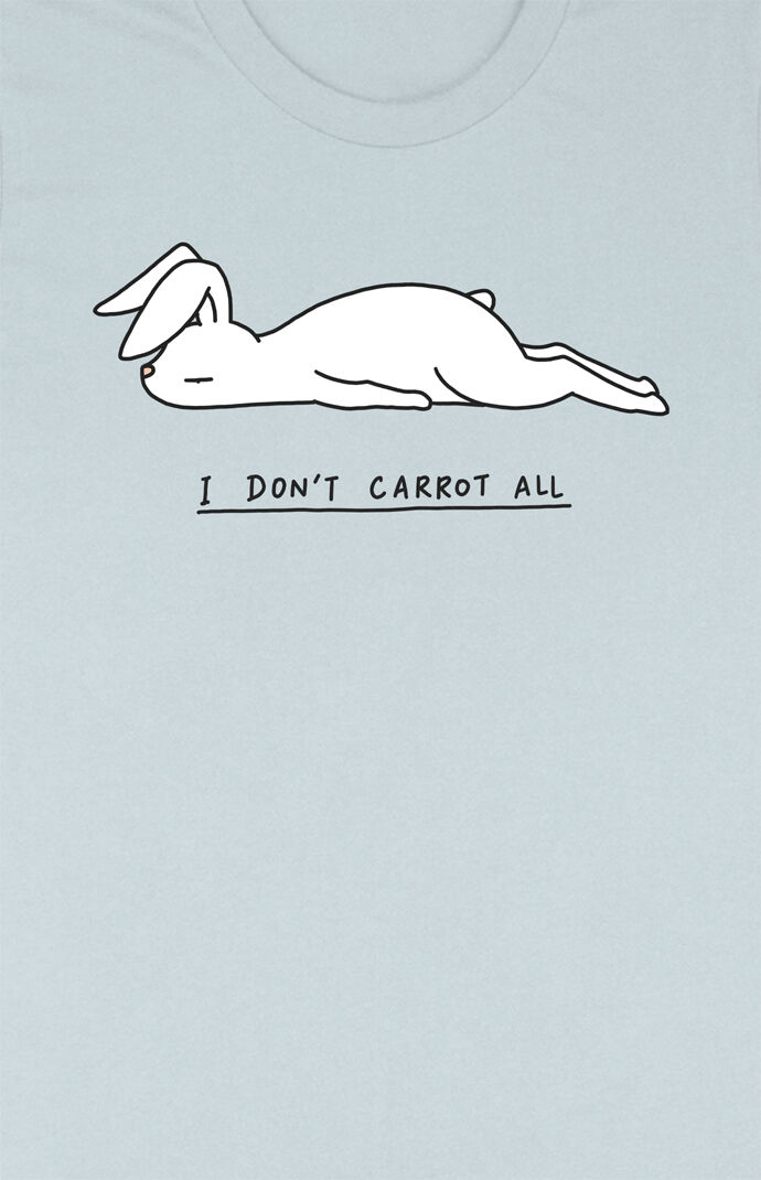I Don't Carrot At All T-Shirt