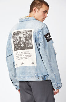 Crash Denim Jacket