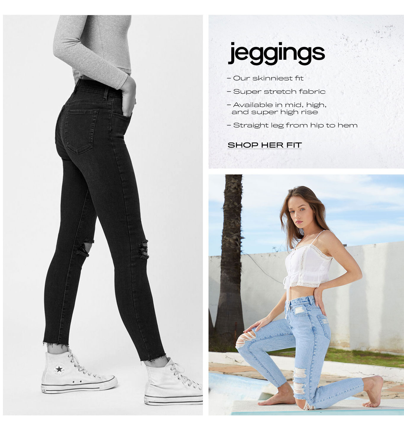shop womens jeggings fit