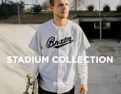 Mens Brixton Stadium collection