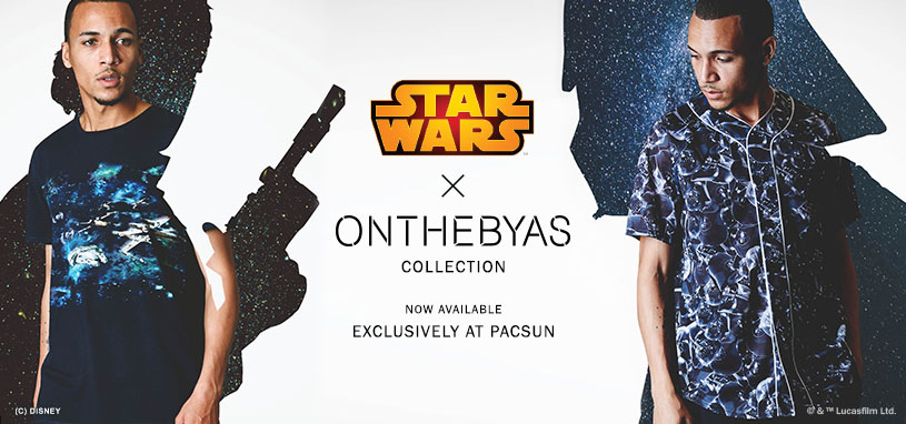 Mens OTB x Star wars