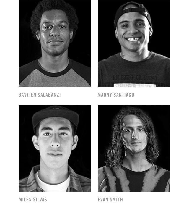 Street League Skateboarding 2016 Pros Slide 6