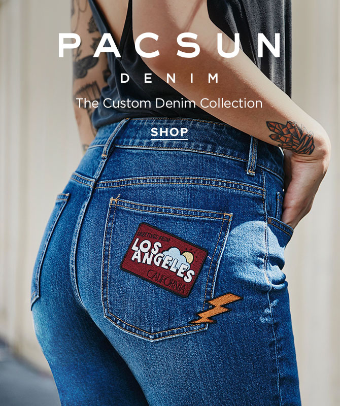 Womens Custom Denim Collection