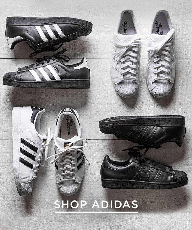 Mens adidas superstars