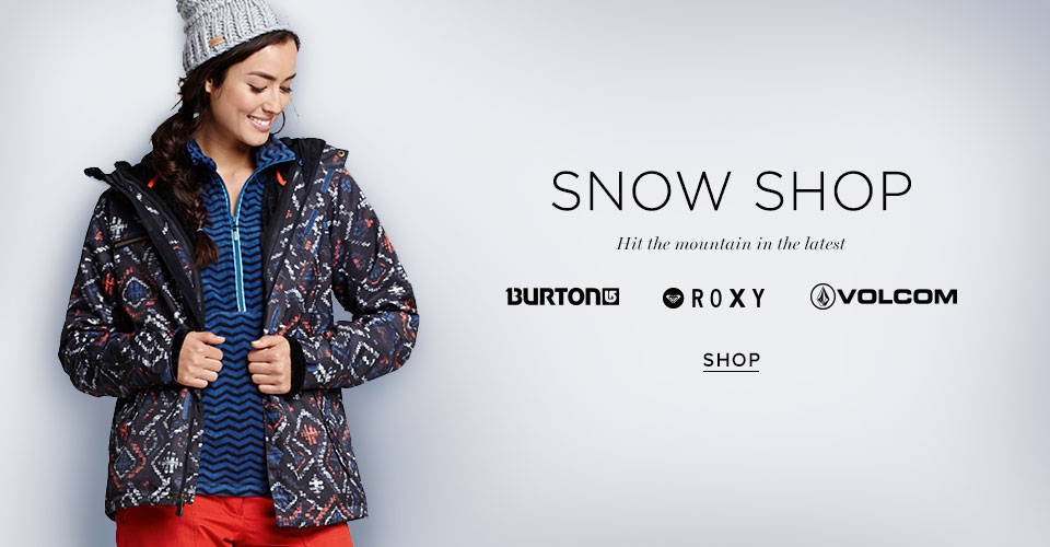 Women's Snow Shop