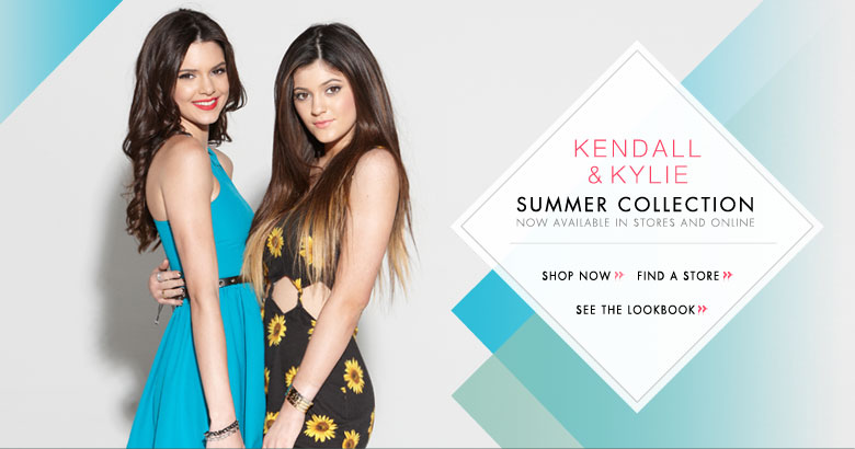 Kendall & Kylie Summer Collection