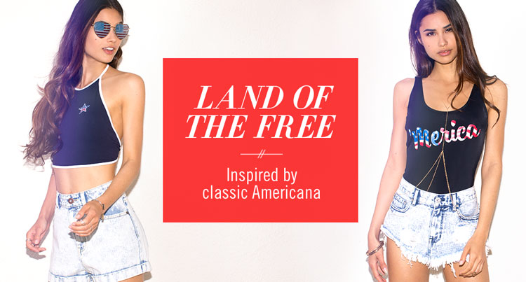 Womens Land of the Free Update