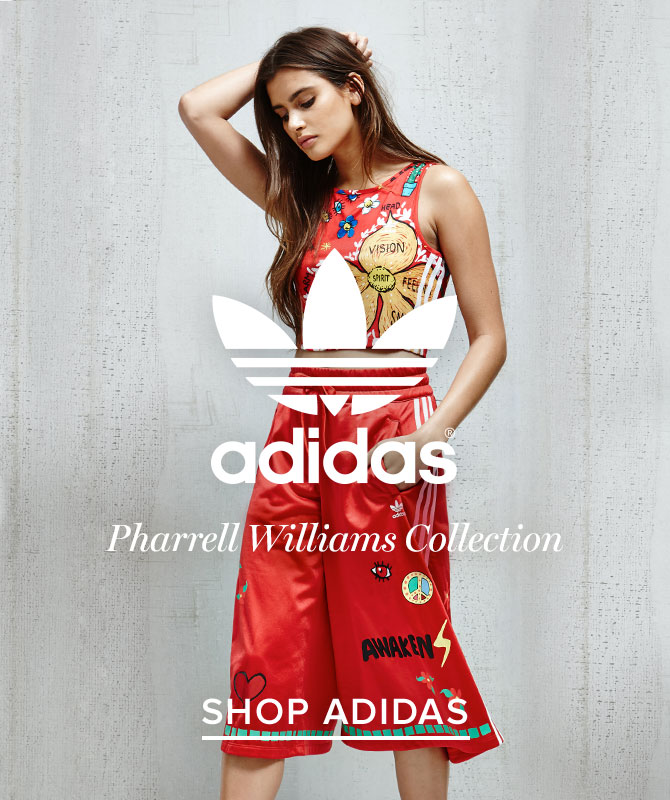 Womens adidas Pharrell Williams Collection