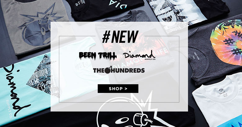 New: Been Trill, Diamond, Hundreds