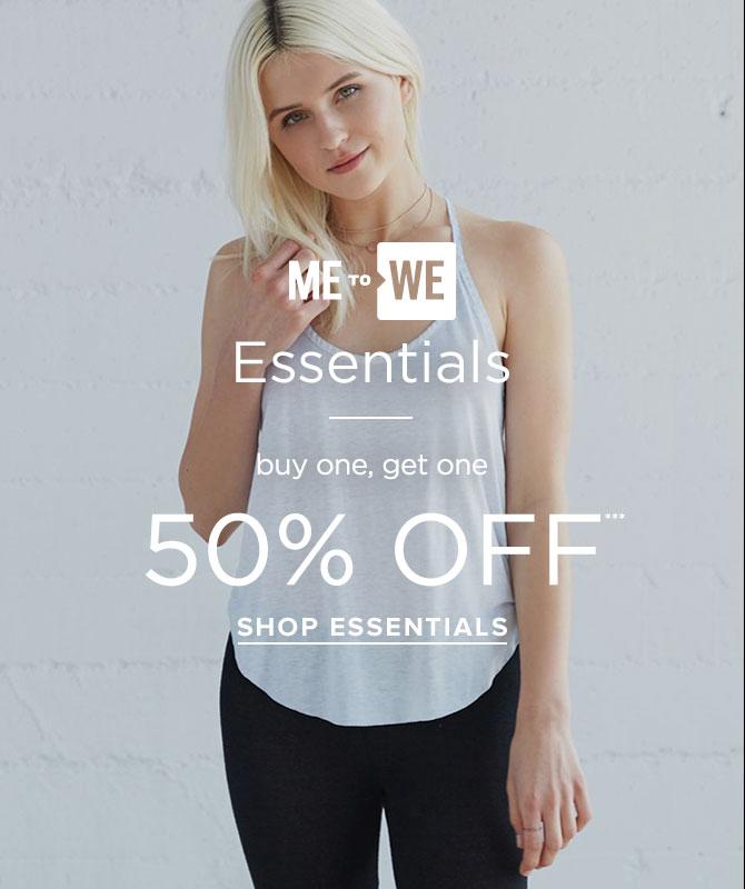 Womens Essentials